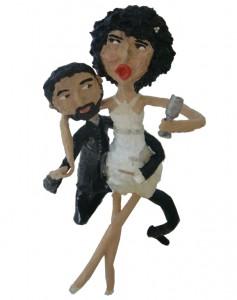 papiera's wedding